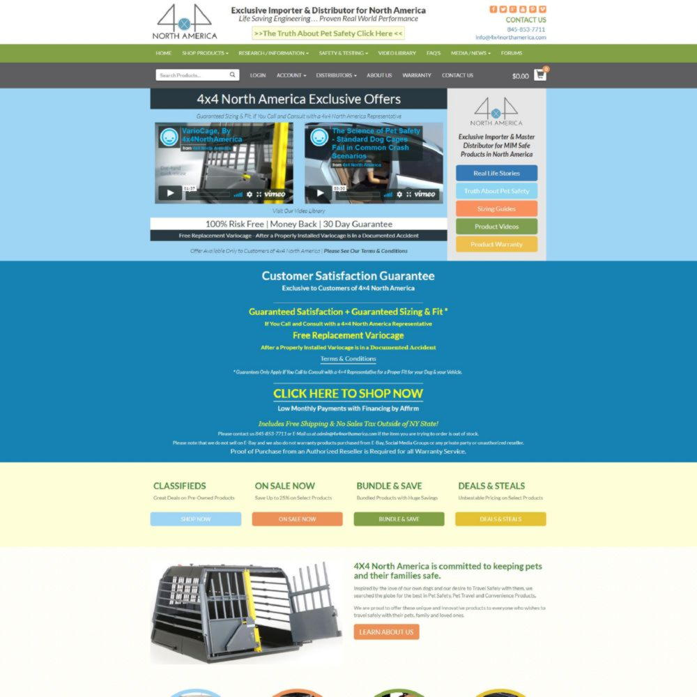 Our Work | Cosmick Technologies | Lehigh Valley Marketing Agency